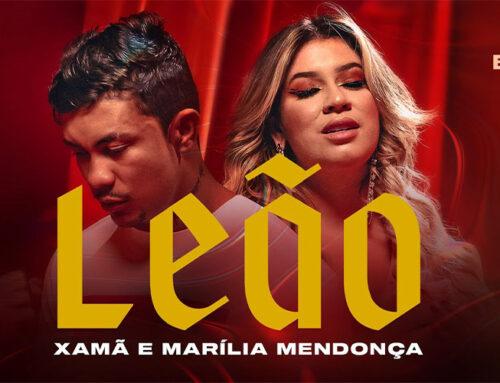 """Com participação de Marília Mendonça, Xamã mostra """"Leão"""". Veja o clipe!"""