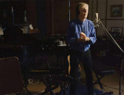 31 anos depois, Paul McCartney volta a ter um álbum solo no topo da parada britânica