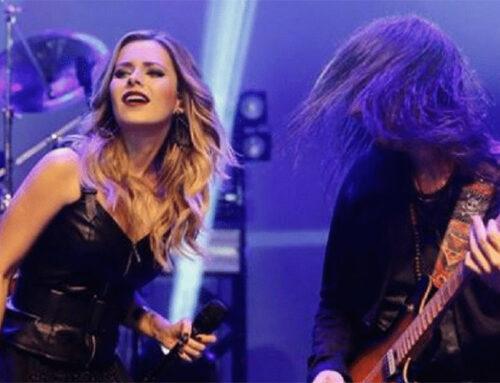Angra lança vídeo de gravação com Sandy; assista