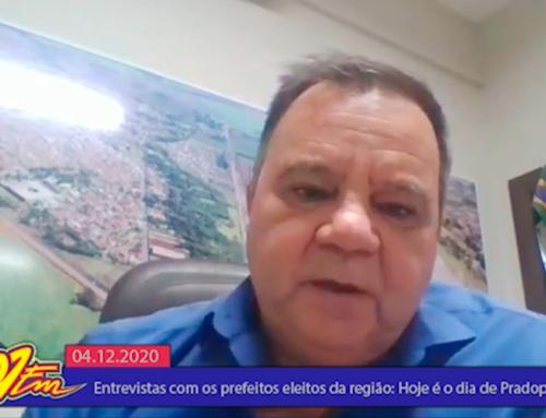 PRADÓPOLIS: Jornal 101 conversa com o prefeito reeleito de Pradópolis, Silvio Martins (PSDB)