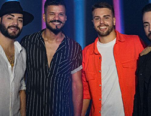 Guilherme e Benuto gravam com Ciro Netto e Gabriel