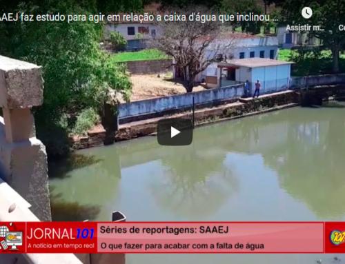 FALTA DE ÁGUA: Jornal 101 inicia série de reportagens sobre o tema junto a nova administração municipal
