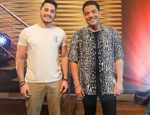 """Jonas Esticado lança """"Isca"""" em parceria inédita com Wesley Safadão"""