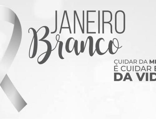 """Janeiro Branco"": psicólogo José Benedito de Tulio comenta sobre o tema"