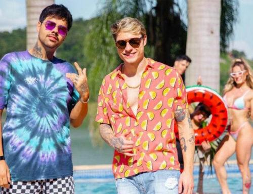 """Lucca E Mateus Lançam Clipe De """"Namorar Não Dá Mais"""""""