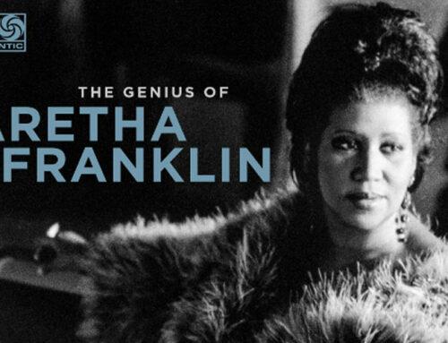 Álbum sobre a obra de Aretha Franklin chega às plataformas