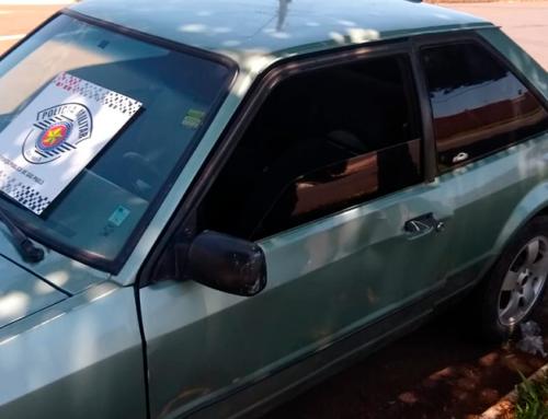 Carro utilizado em furto é levado para a delegacia; E mais: jovens são pegos traficando dentro do cemitério municipal