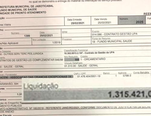 Meio a boatos de paralisação dos serviços na UPA e CAC, Prefeitura de Jaboticabal confirma pagamento feito à gestora da Unidade de Pronto Atendimento