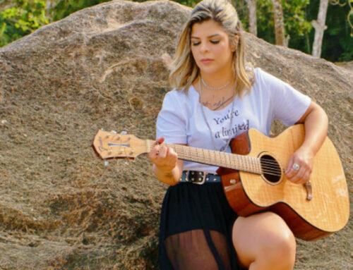 Paula Mattos homenageia César Augusto em álbum