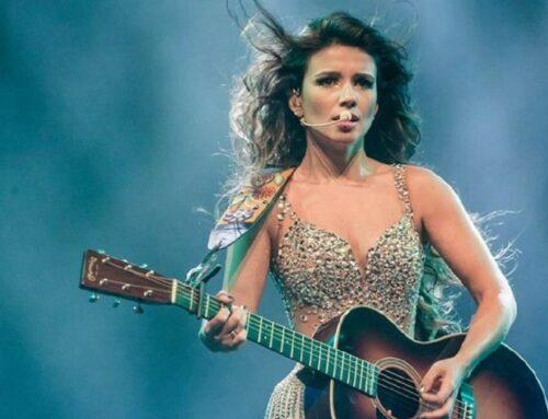 """Paula Fernandes convida para """"Festa do Pijama"""" em live neste sábado, 06 de março"""