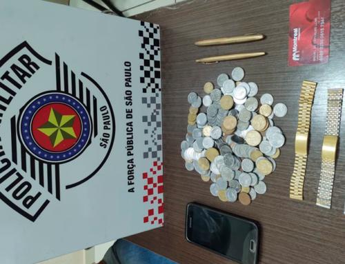 Plantão Policial: acompanhamento a moto na Cohab II, roubo a residência com idosa trancada em quarto e tráfico de drogas